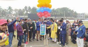 ঝিনাইদহে রাহুল স্মৃতি টি-২০ ক্রিকেট প্রতিযোগিতা উদ্বোধন