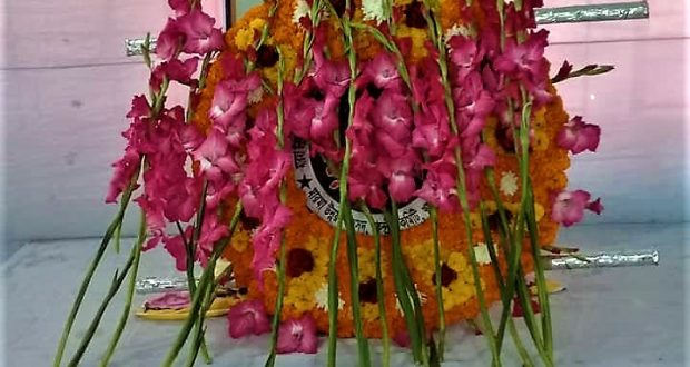 খাগড়াছড়িতে গুম হওয়া পাহাড়ি নেতা মংসাজাই চৌধুরী'র ৩২তম স্মরণ বার্ষিকী অনুষ্ঠিত
